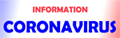 info coronavirus hôtel