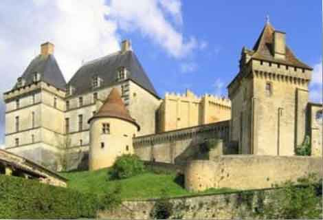 Bastides & Chateaux in the Bergerac area