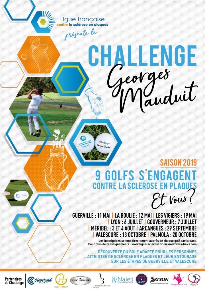 CHALLENGE GEORGES MAUDUIT