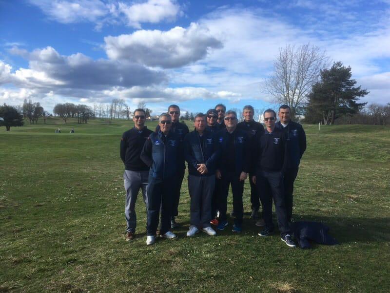 Promotion Championnat Régional par équipes Messieurs au golf de Casteljaloux
