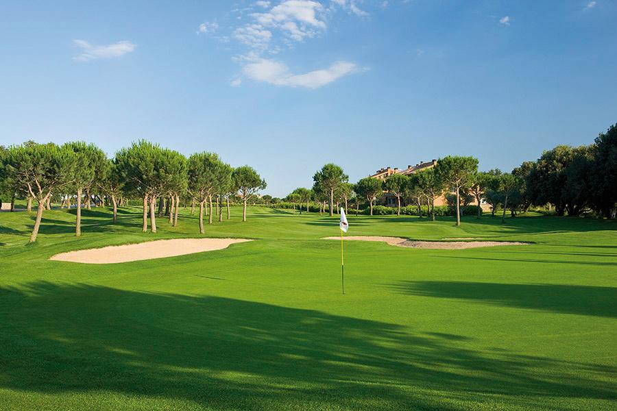 Accord avec le golf de Peralada