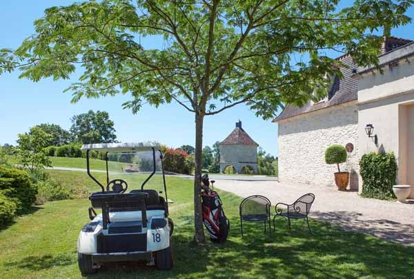 golf in dordogne